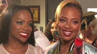 Kandi Burruss & Eva Marcille Talk About Falling Out With NeNe Leakes