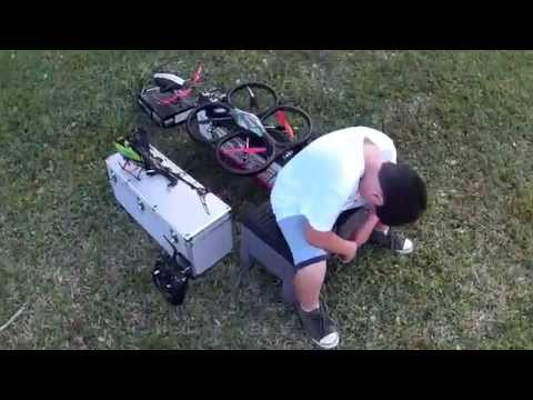 Kevin Flying his V262 Drone (Googlely) & Showing Off - UC8isNFyJesy4BfdaR0M7qjQ