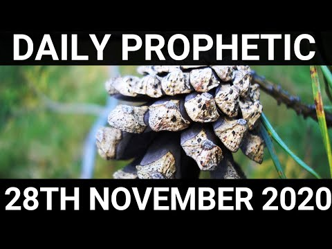 Daily Prophetic 28 November 2020 9 of 12