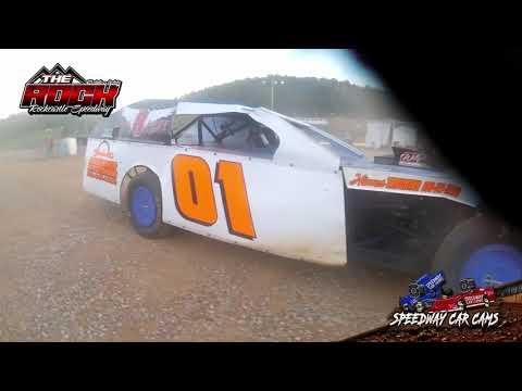 #01 Arnie Fields - Open Wheel - 6-26-21 Rockcastle Speedway - In-Car Camera - dirt track racing video image