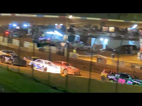 5/15/2021 Extreme 4 Cherokee Speedway - dirt track racing video image