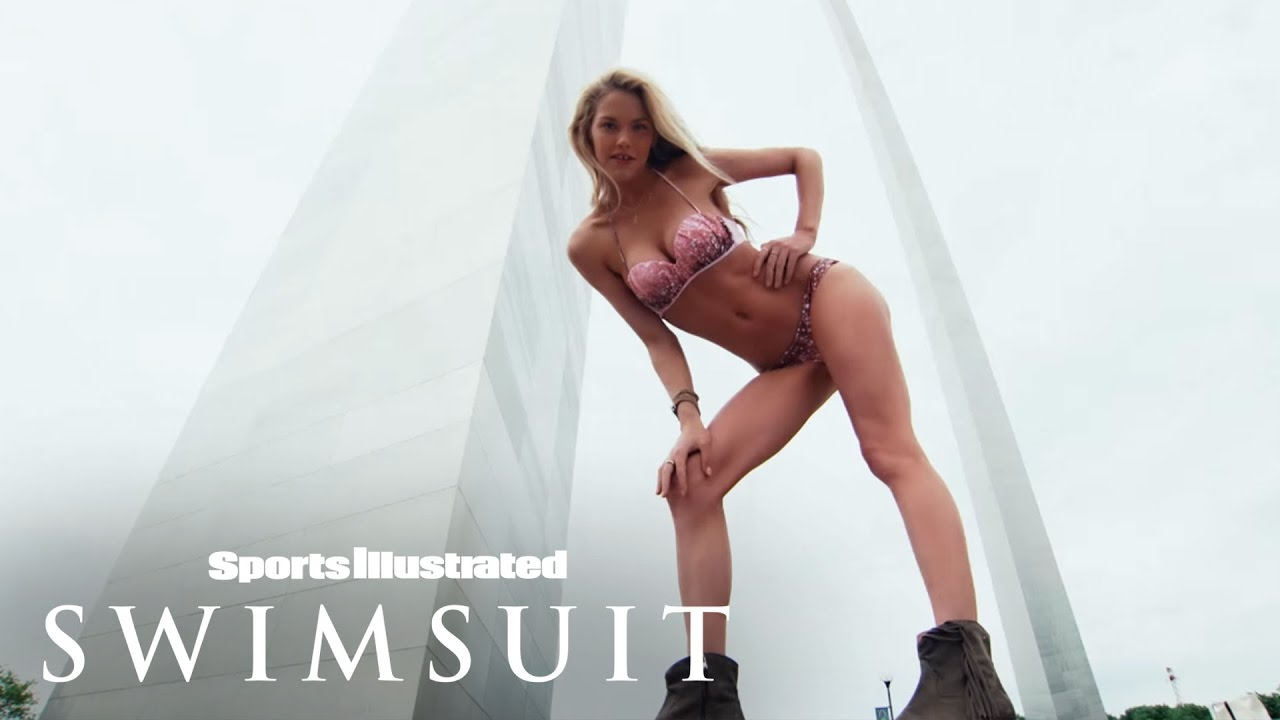 Ashley Smith Uncovered   Sports Illustrated Swimsuit