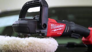 Poleerija Milwaukee M18 FAP180-502X