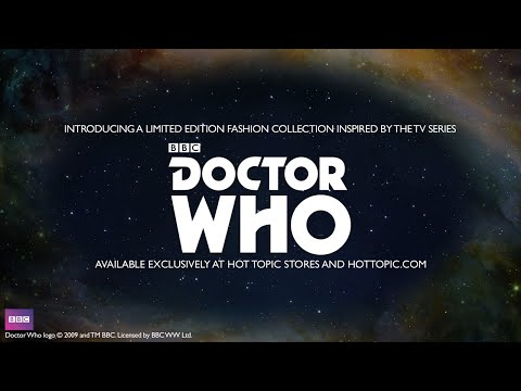 Doctor Who Fashion Collection - UCTEq5A8x1dZwt5SEYEN58Uw