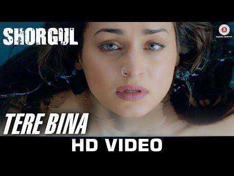 Tere Bina Jee Na Lage Lyrics - Arijit Singh | Shorgul
