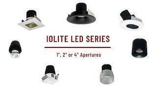 Video: Iolite LED Downlight Series
