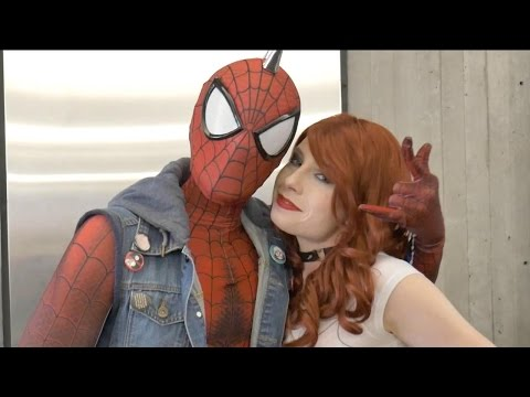 Marvel Cosplay Gets Wild at NYCC 2016 - IGN Access - UCKy1dAqELo0zrOtPkf0eTMw