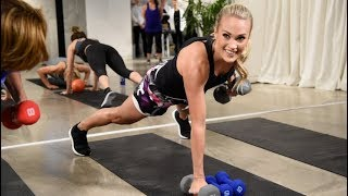Carrie Underwood New Video  Motivate You To Workout