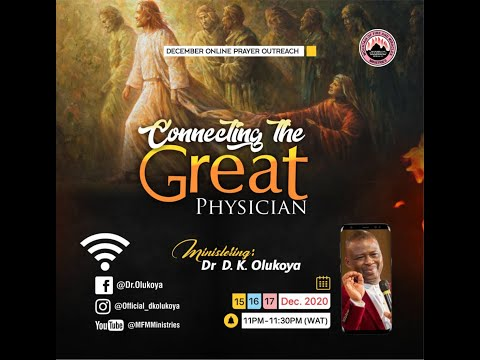 CONNECTING THE GREAT PHYSICIAN DAY 2