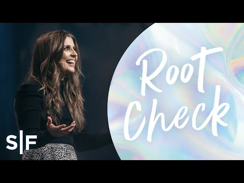 Root Check  Holly Furtick