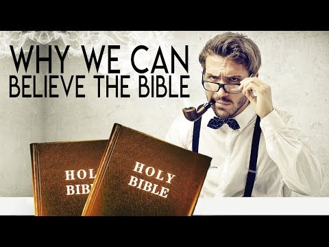 Why We Believe the Bible & Why You Should Too (A MUST WATCH) // Voddie Baucham