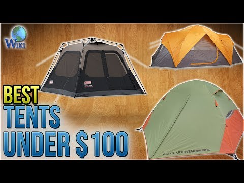 10 Best Tents Under $100 2018 - UCXAHpX2xDhmjqtA-ANgsGmw