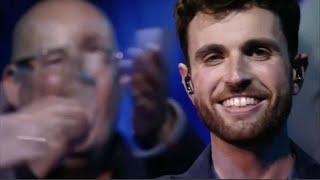 Az elfogadásért énekelt az Eurovíziós Dalfesztivál győztese