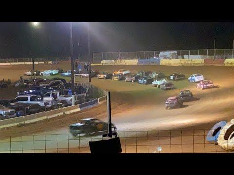 9/5/2021 SEHA Main Cherokee Speedway - dirt track racing video image