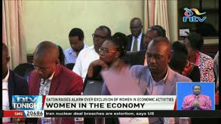 EATGN raises alarm over exclusion of women in economic activities