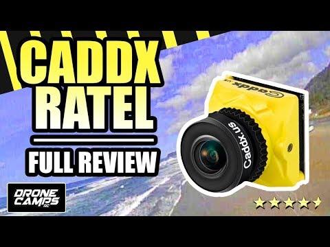 CADDX RATEL 1200TVL Fpv Camera - FULL REVIEW on Oregon Coast - UCwojJxGQ0SNeVV09mKlnonA