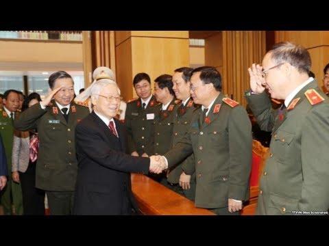 Một thượng tướng và 6 trung tướng ở bộ CA sắp bị vào lò.