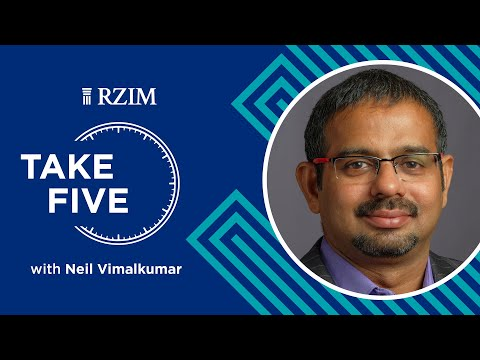Why Jesus Chose Authenticity Over Artificiality  Neil Vimalkumar  #TakeFive  RZIM