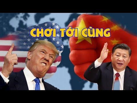 Trump phát động c/h/i/ế/n t/r/a/n/h mậu dịch với Trung cộng, thế giới ở đêm trước biến động lớn?