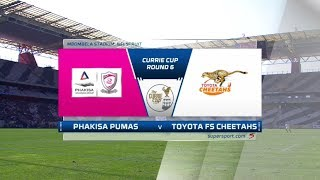 Currie Cup | Cheetahs vs Pumas | Highlights
