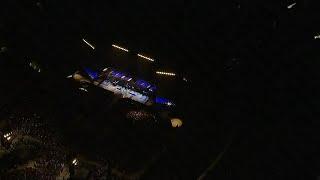 UNCUT: Sky 4 over Rolling Stones concert