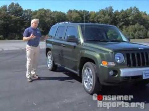 2008-2010 Jeep Patriot Review   Consumer Reports - UCOClvgLYa7g75eIaTdwj_vg