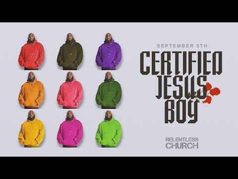 Certified Jesus Boy  John Gray