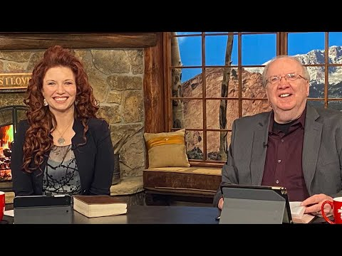 Charis Daily Live Bible Study: Greg Mohr - March 3, 2021