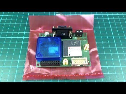 Neo-M8P RTK setup and demo (courtesy u-blox) - default