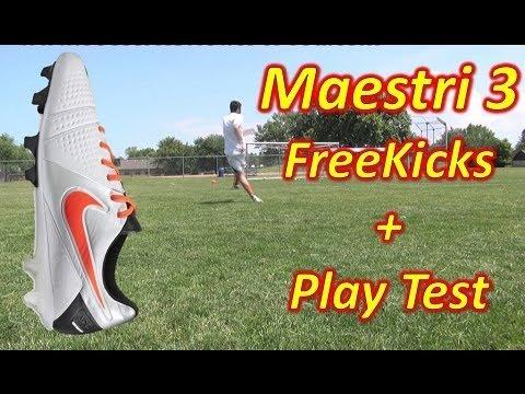 Nike CTR360 Maestri 3 Review - Freekicks + Play Test - UCUU3lMXc6iDrQw4eZen8COQ