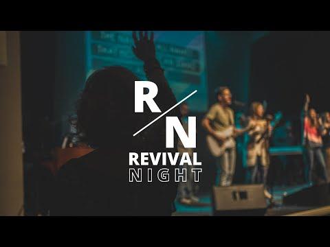 Revival Night: Evangelist Beth Stephens