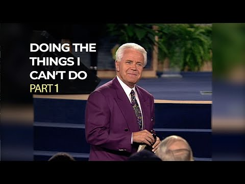 Doing the Things I Cant Do, Part 1  Jesse Duplantis