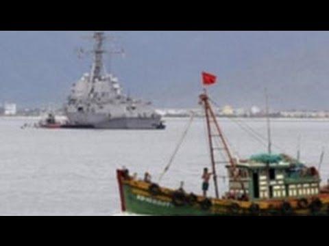 Trung Quốc dọa đánh cả Philippines và Việt Nam (Tin TV Ngày 11/04/12)