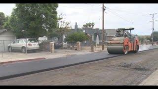 San Jose Begins Major Street Repaving Project