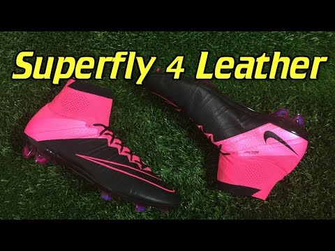 K-Leather Nike Mercurial Superfly 4 (Tech Craft Pack) - Review + On Feet - UCUU3lMXc6iDrQw4eZen8COQ