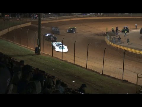 602 Charger at Lavonia Speedway July 2nd 2021 - dirt track racing video image