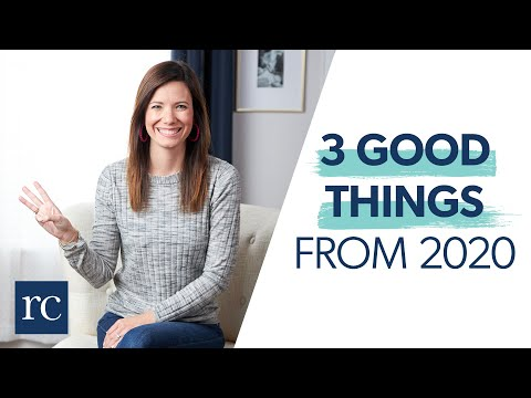 3 Things That Were Actually Good About 2020