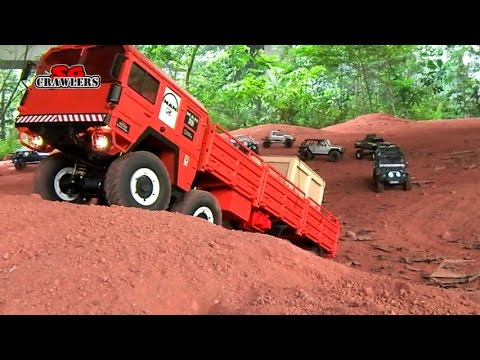 10 Scale Trucks offroad RC 4x4 Adventures - Man Kat scx10 land rover defender 110 rc4wd hilux - UCfrs2WW2Qb0bvlD2RmKKsyw