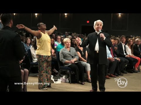 Miracles Can Happen at Any Time - A special sermon from Benny Hinn