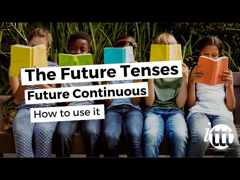English Grammar - Future continuous - Usage - Teach English TEFL