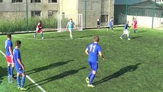 Поле 2 | 3.ЮРИННОВАЦИЯ 7-1 КМА #SFCK Street Football Challenge Kiev