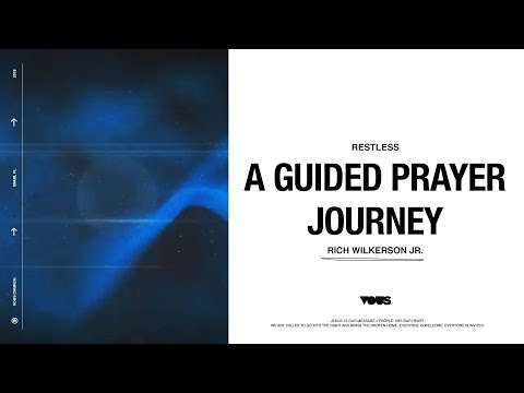 Restless: A Guided Prayer Journey  Rich Wilkerson Jr.