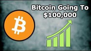 BITCOIN Going To $100,000 Says Former Goldman Sachs Analyst - Binance Trust Wallet - Flexa Canada