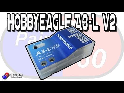 HobbyEagle A3-L V2.0 Fixed Wing Stabiliser Setup - UCp1vASX-fg959vRc1xowqpw