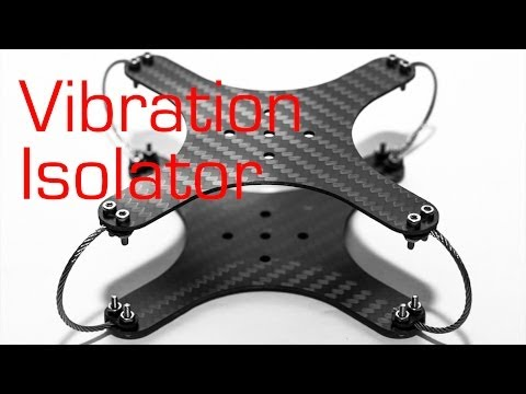 POV Camera Vibration Isolator - RCTESTFLIGHT - - UCq2rNse2XX4Rjzmldv9GqrQ
