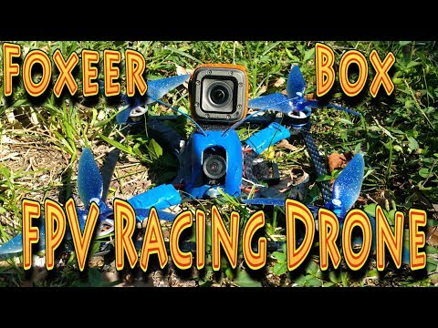Review: Foxeer BOX 4k Action Cam FPV Racing Drone!!! (10.09.2017) - UC18kdQSMwpr81ZYR-QRNiDg