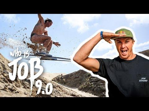 An Eyebrow Challenge and Giant Sand Dunes | Who is JOB 9.0 S8E6 - UCblfuW_4rakIf2h6aqANefA