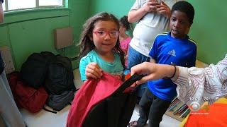 Backpack Program Helps Students In Sun Valley Prepare For School