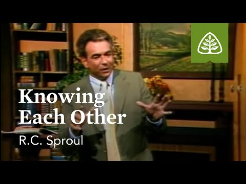 Knowing Each Other: The Intimate Marriage with R.C. Sproul