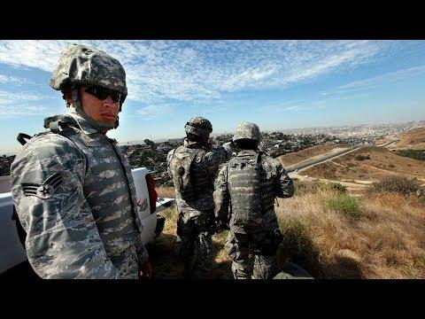 Thống đốc California rút binh sĩ khỏi biên giới với Mexico